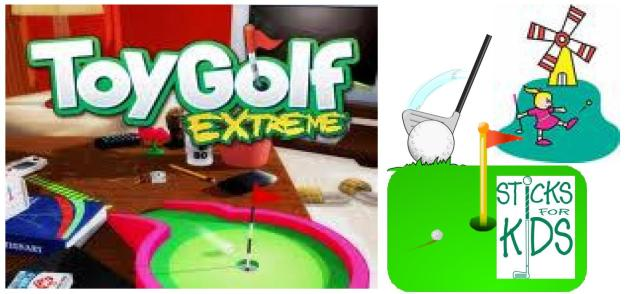 minigolf graphic