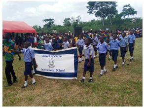 children march 1