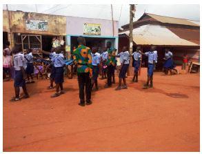 children march 2